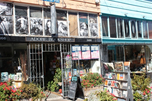 Adobe Books, also on 16th St. could also be closing due to rent hikes.
