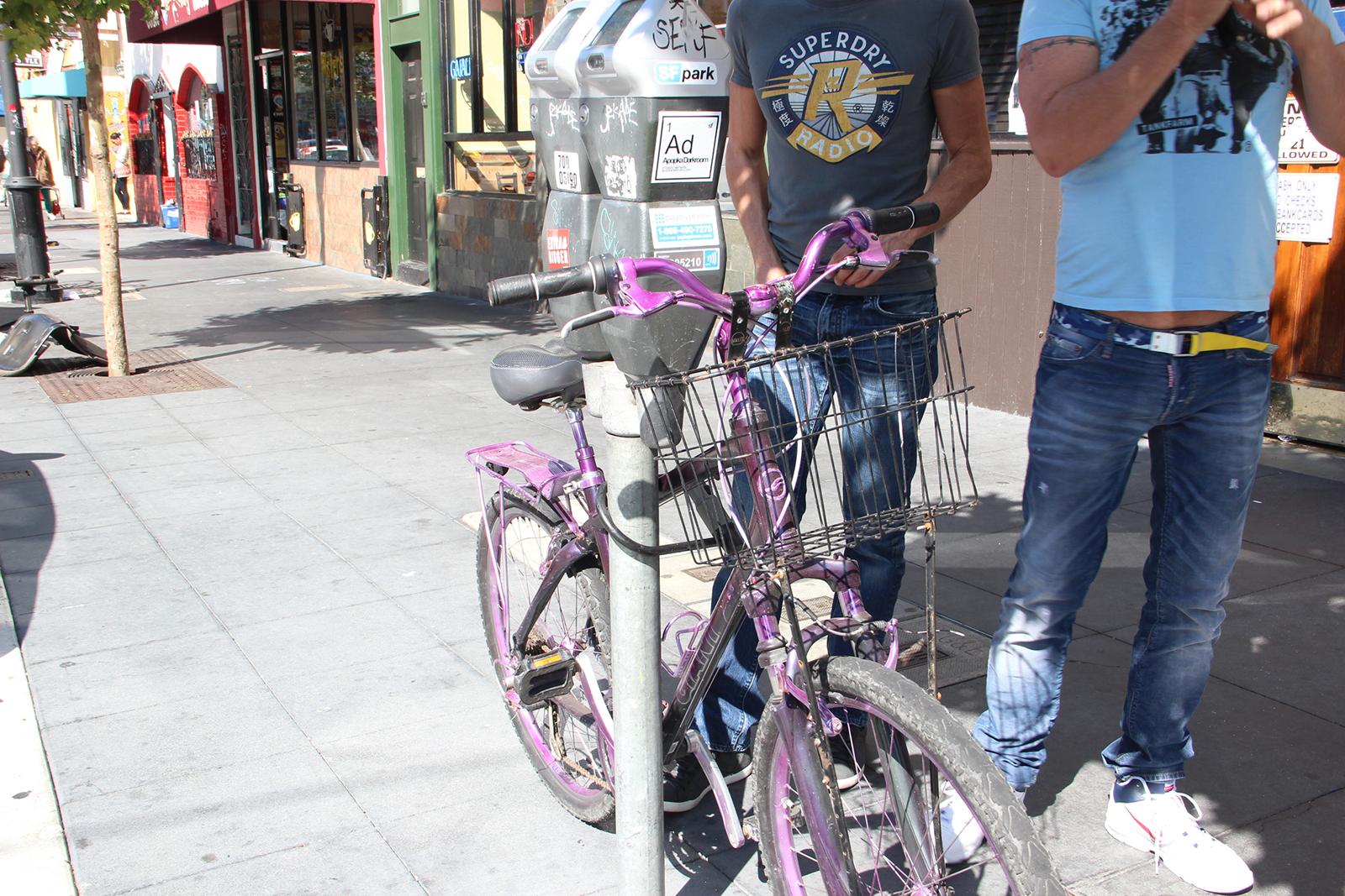SNAP: Riding Purple