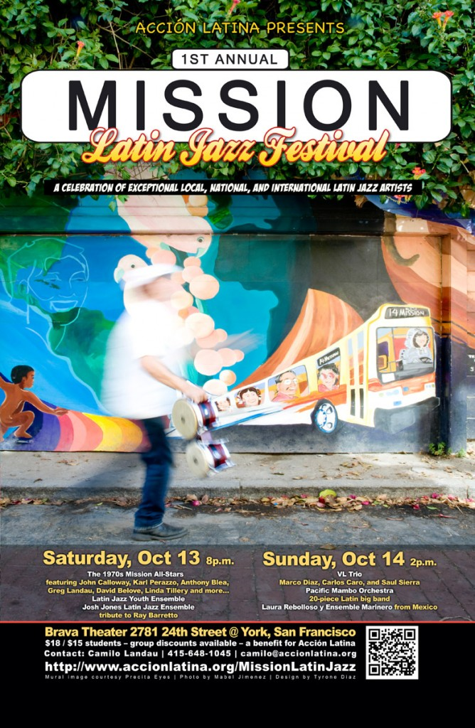 First Annual Mission Latin Jazz Festival