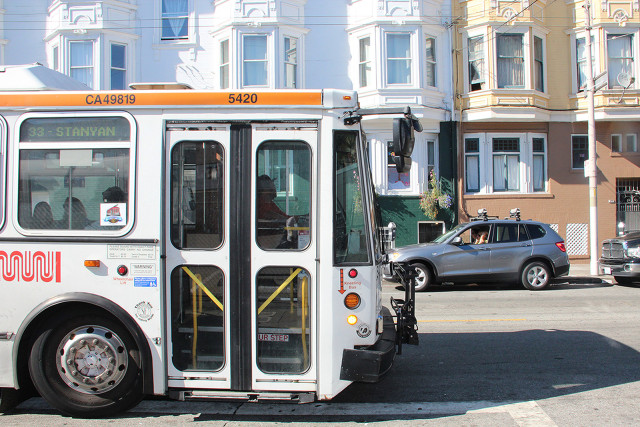 Harassment on Muni and BART? Oh Yes