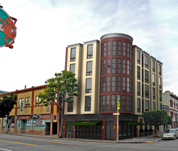 Planning Commission Approves Valencia Condos