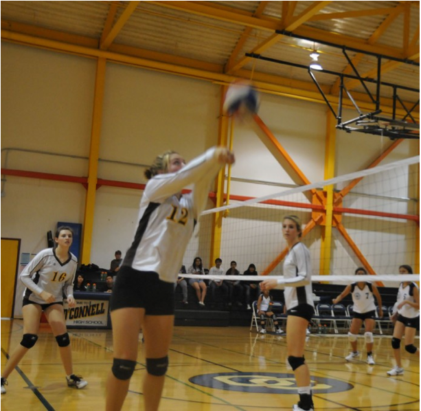 Mission Volleyball Topples John O'Connell in Three Straight Sets