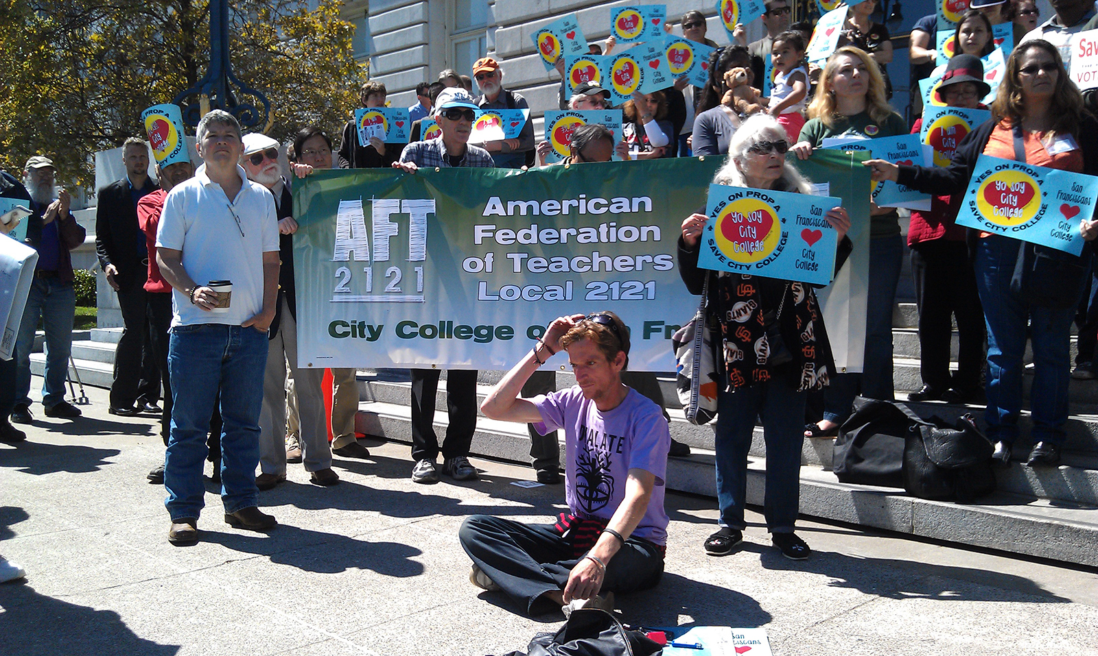 Mission Residents Fight for City College
