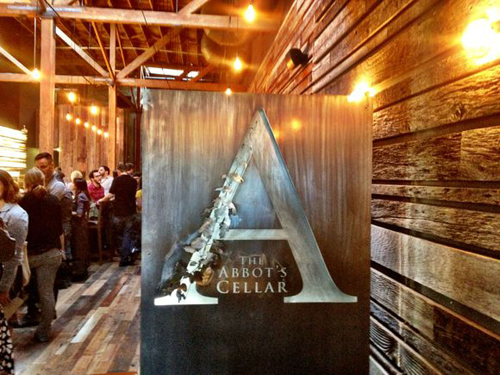 Review of Abbot's Cellar on Valencia