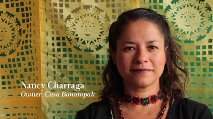 VIDEO: Mexican History Is Alive at Casa Bonampak