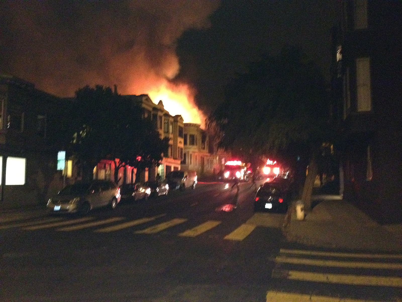 11 People Displaced by Two-Alarm Fire