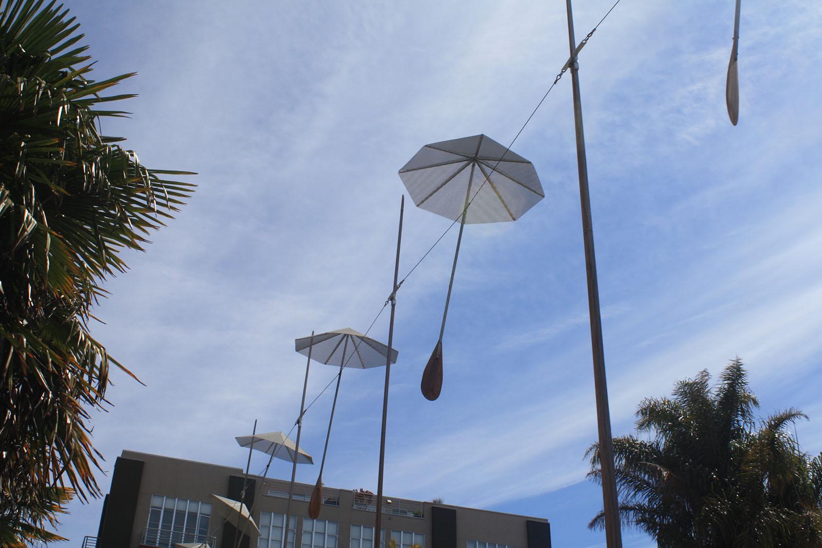 SNAP: Floating Umbrellas