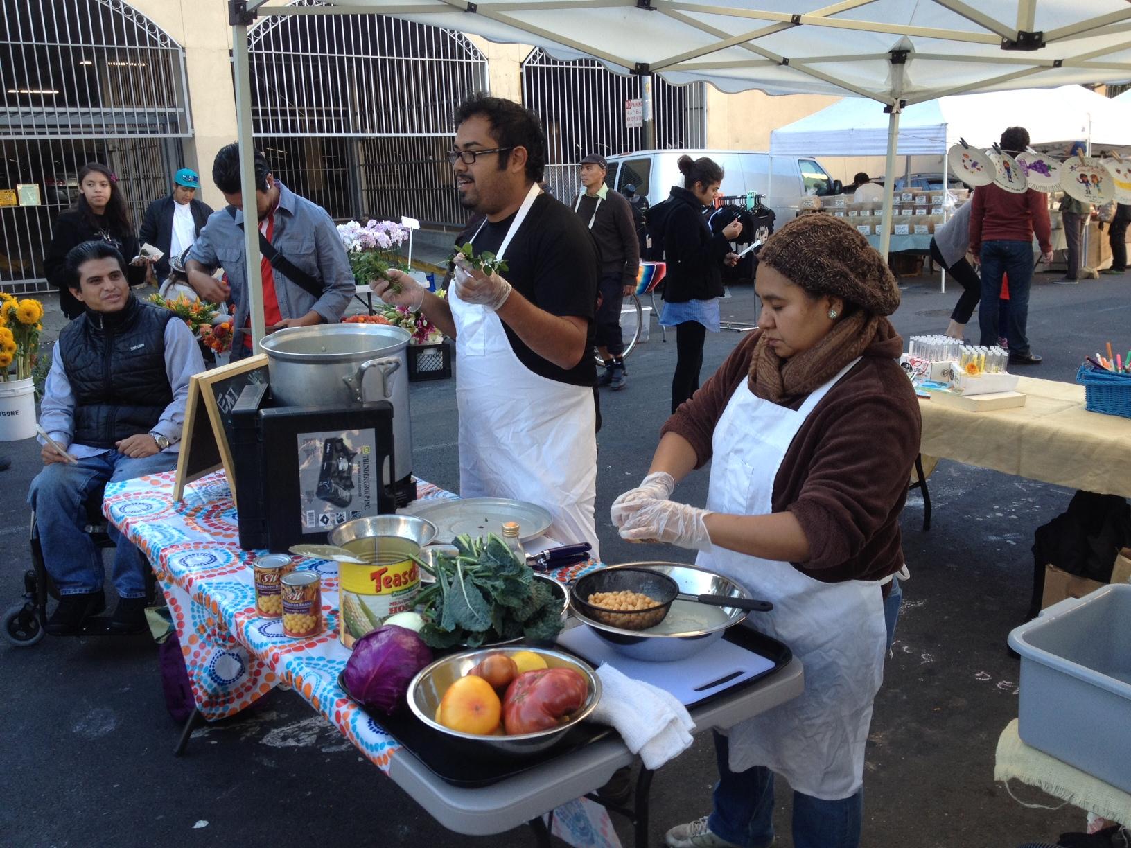 SNAP: Mission Community Market