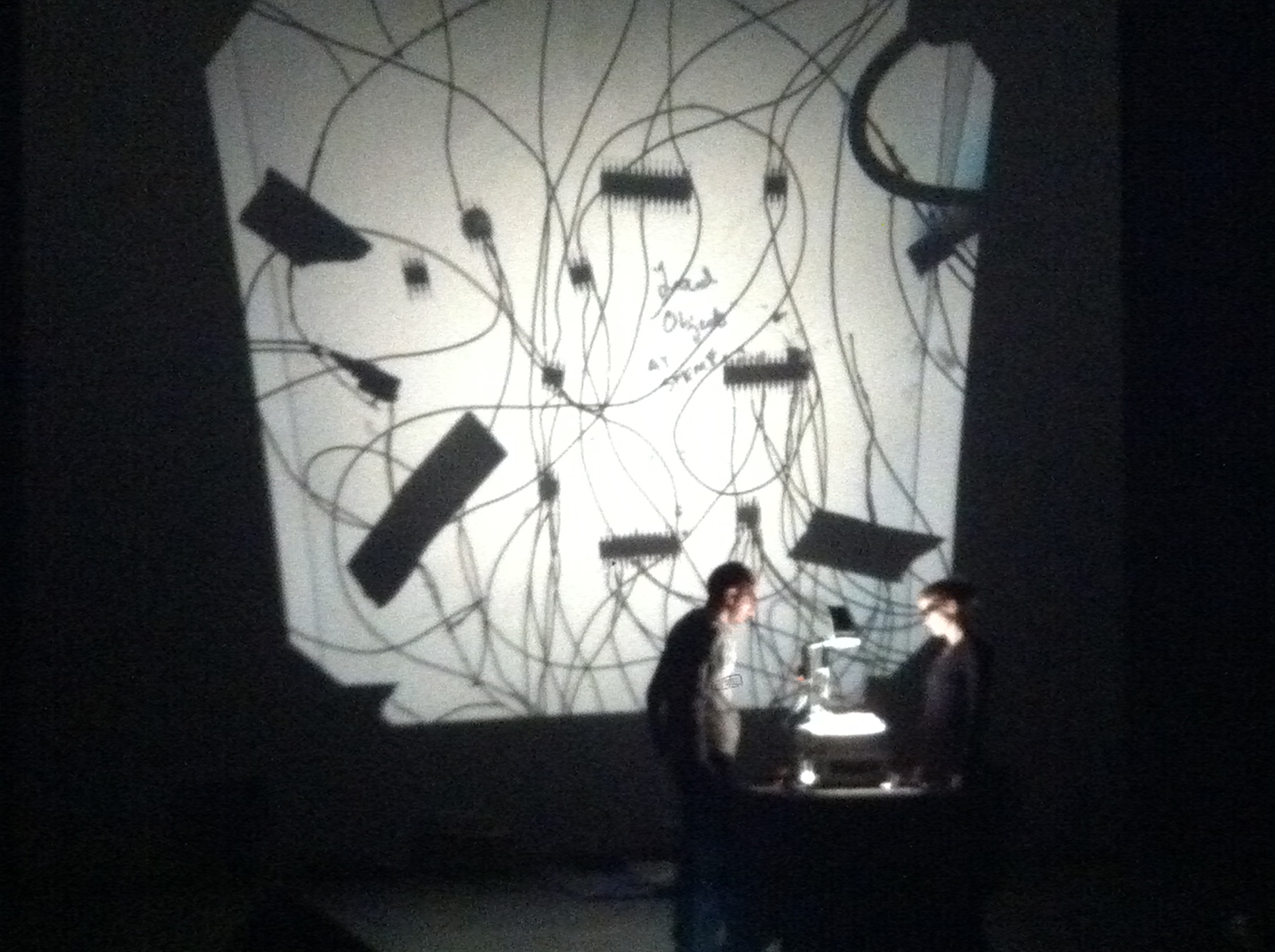 Mixing Sounds and Silence at the SF Electronic Music Festival