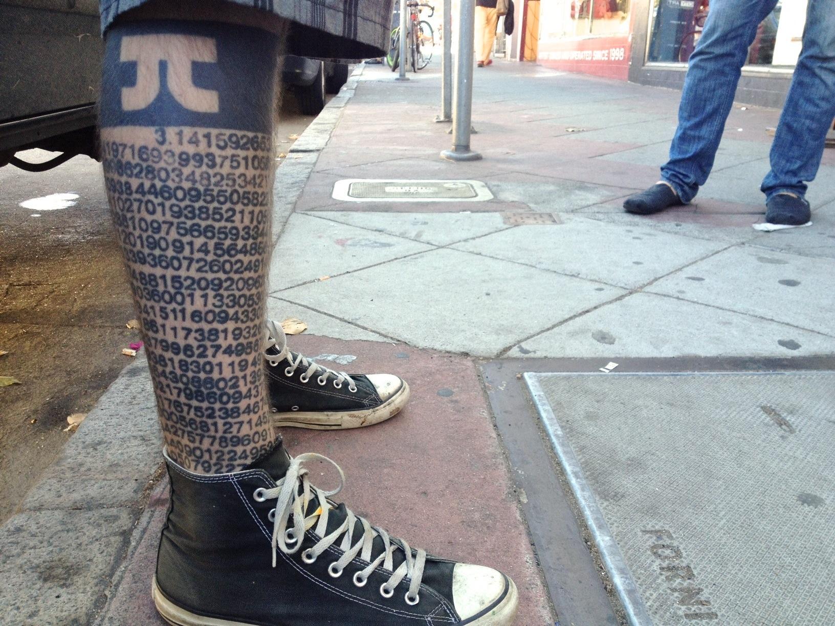 SNAP: Tattoo Pi