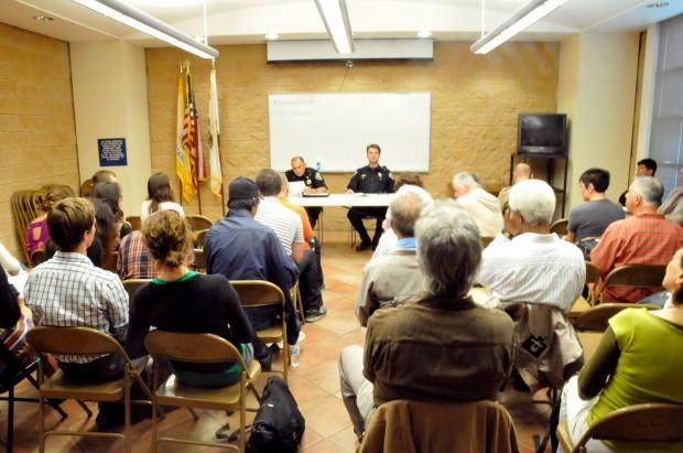 Residentes Expresan Preocupación sobre Temas de Calidad de Vida