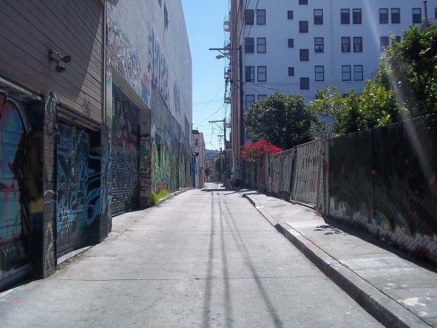 Taken while on the streets for Mission Local's