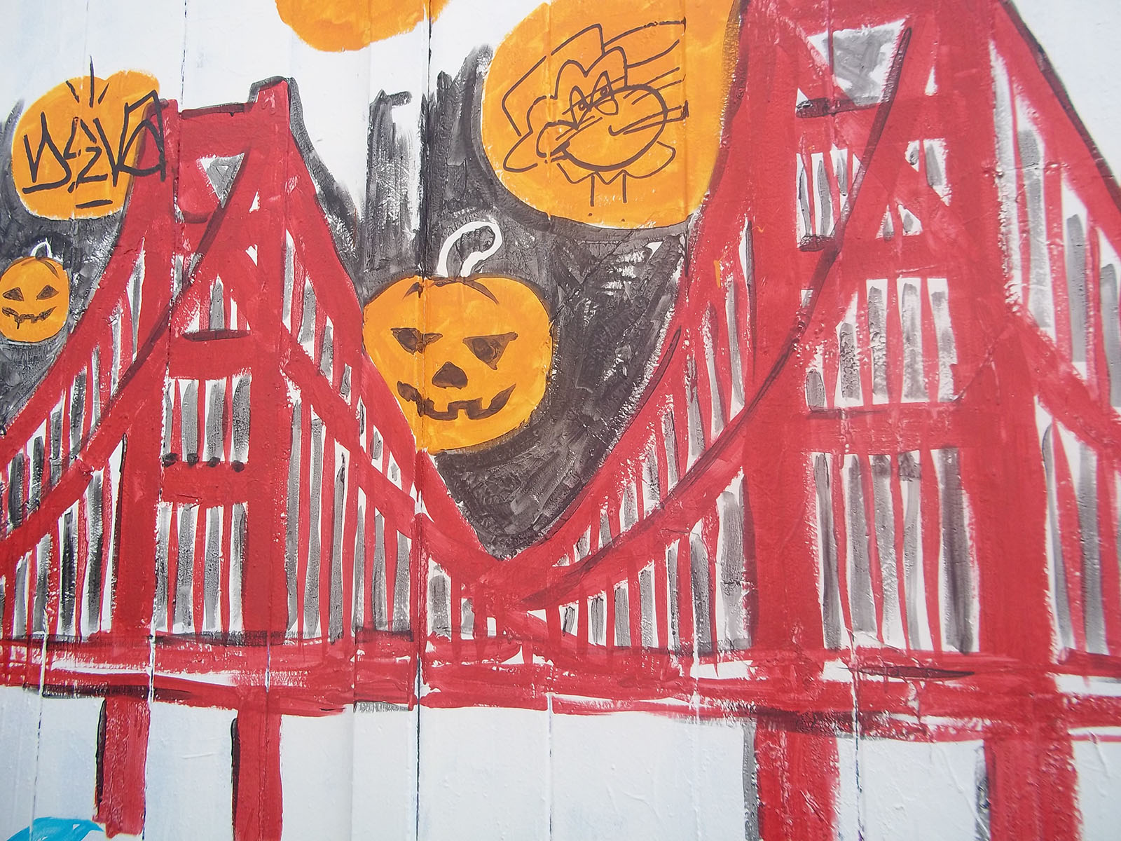 SNAP: Golden Orange Gate