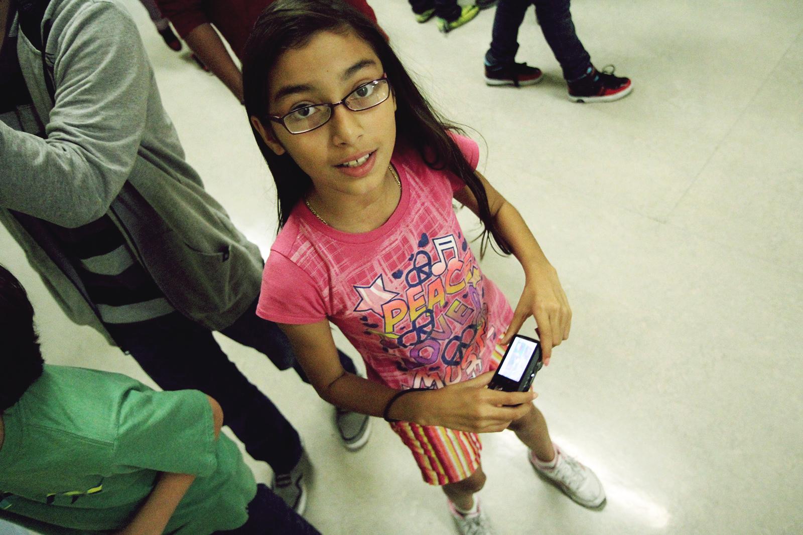 SNAP: Meet a Student from Buena Vista Horace Mann