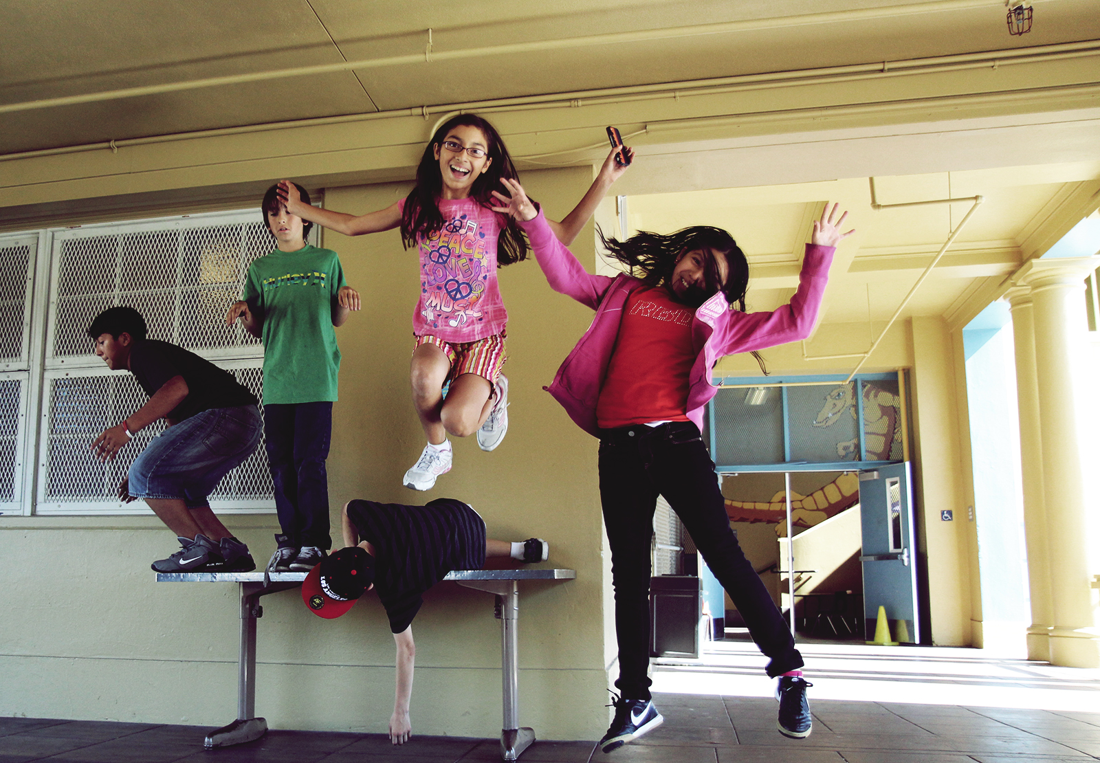 SNAP: Students from Buena Vista Horace Mann