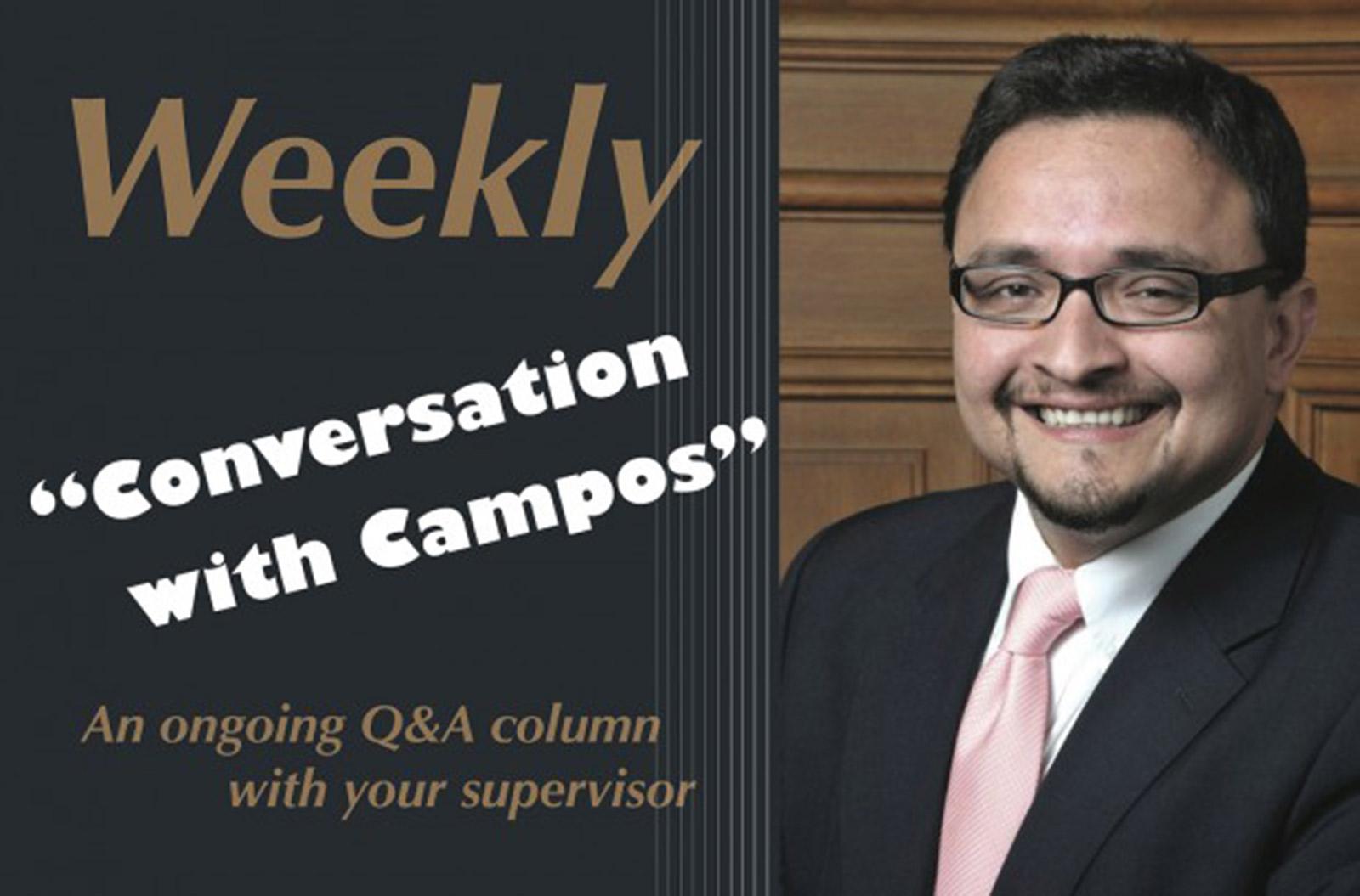 Conversation With Campos