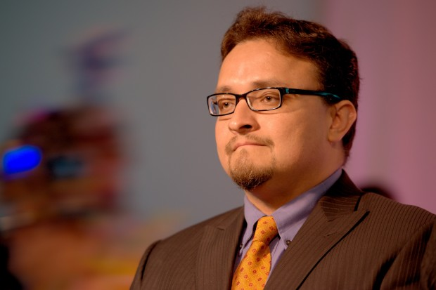 Photo of Supervisor David Campos