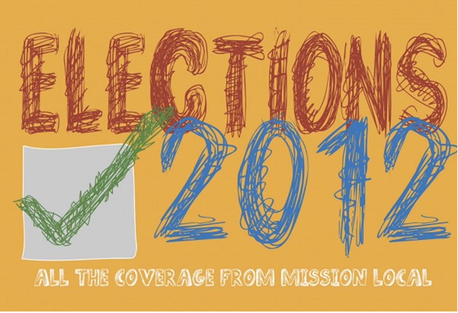 Election 2012: Mission Voters Historically Lean Left