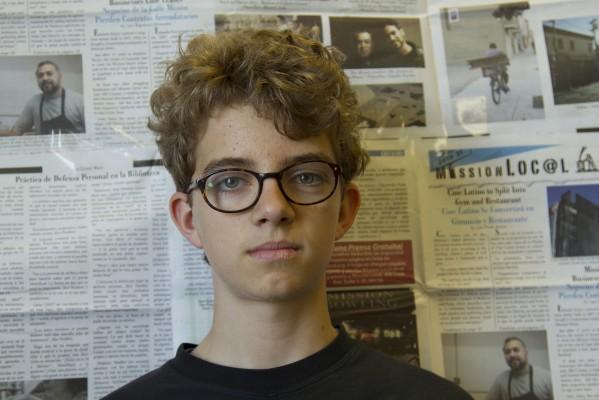 7th grade student Henry Bradley.