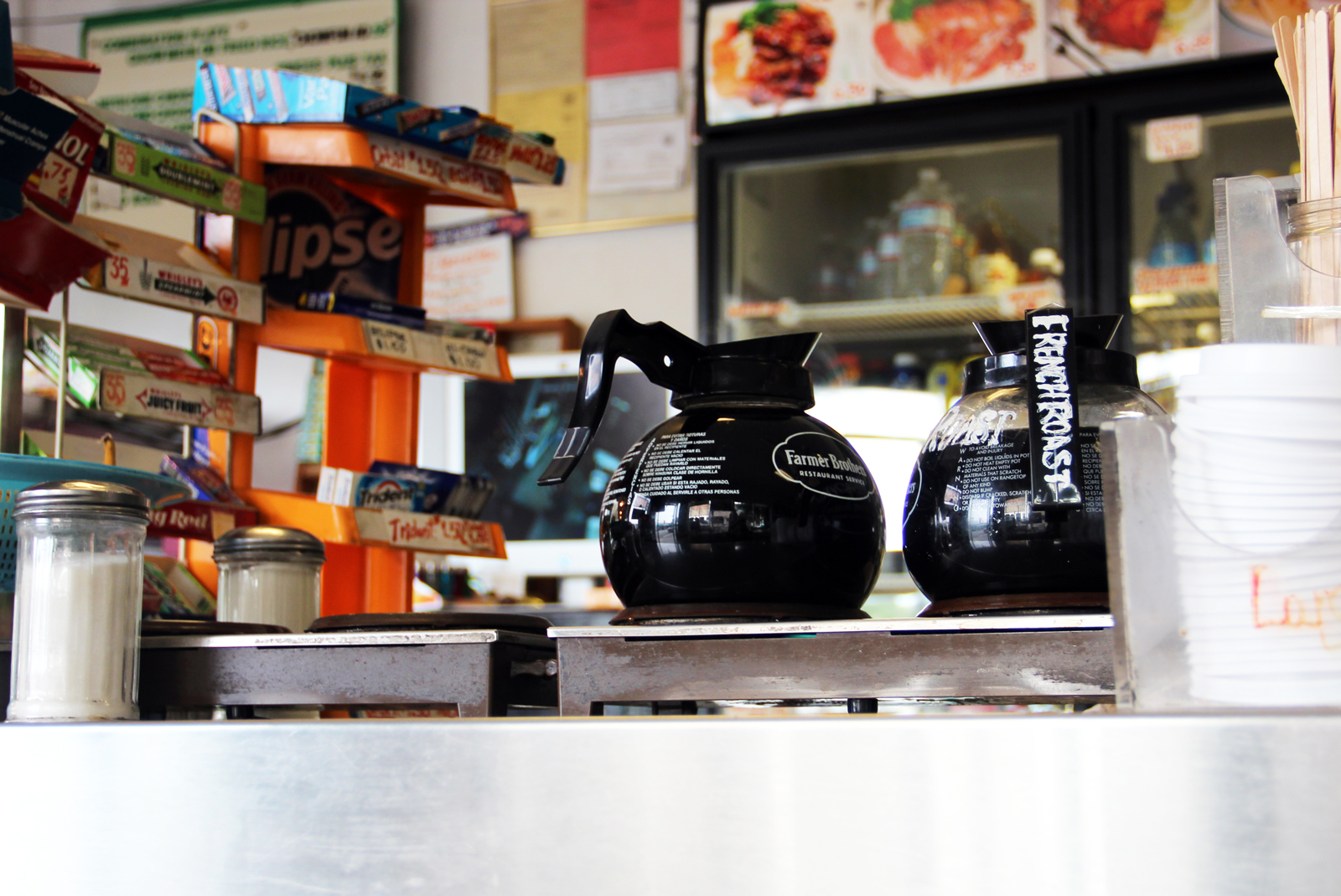The Mission's Secret Coffee Cup: Jim Georgie's Chinese Food and Donuts