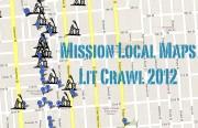 LitCrawl Map