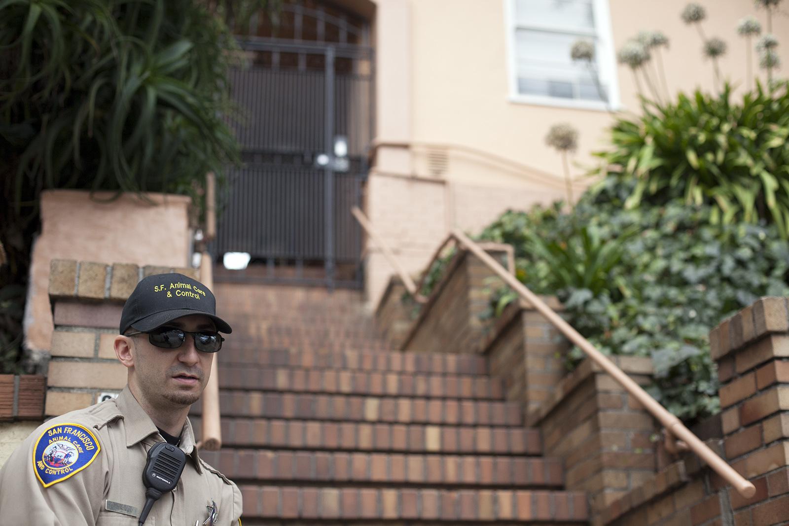 SFPD Investigating 'Suspicious Death' on Guerrero Street