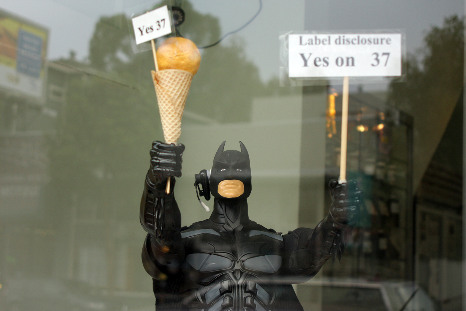 SNAP: Batman Says Yes to Proposition 37