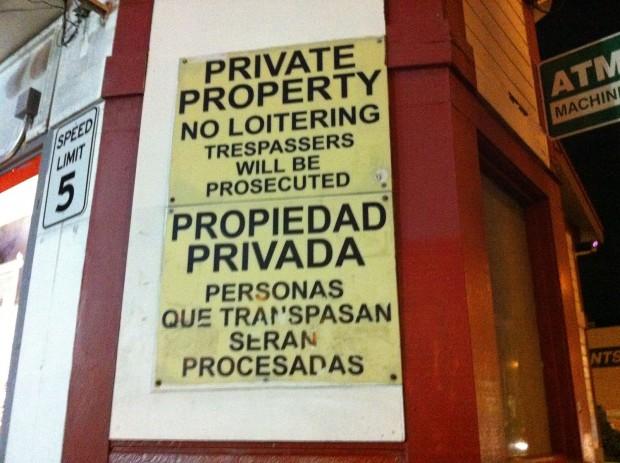 Subjunctive in Spanish: Que Traspasen