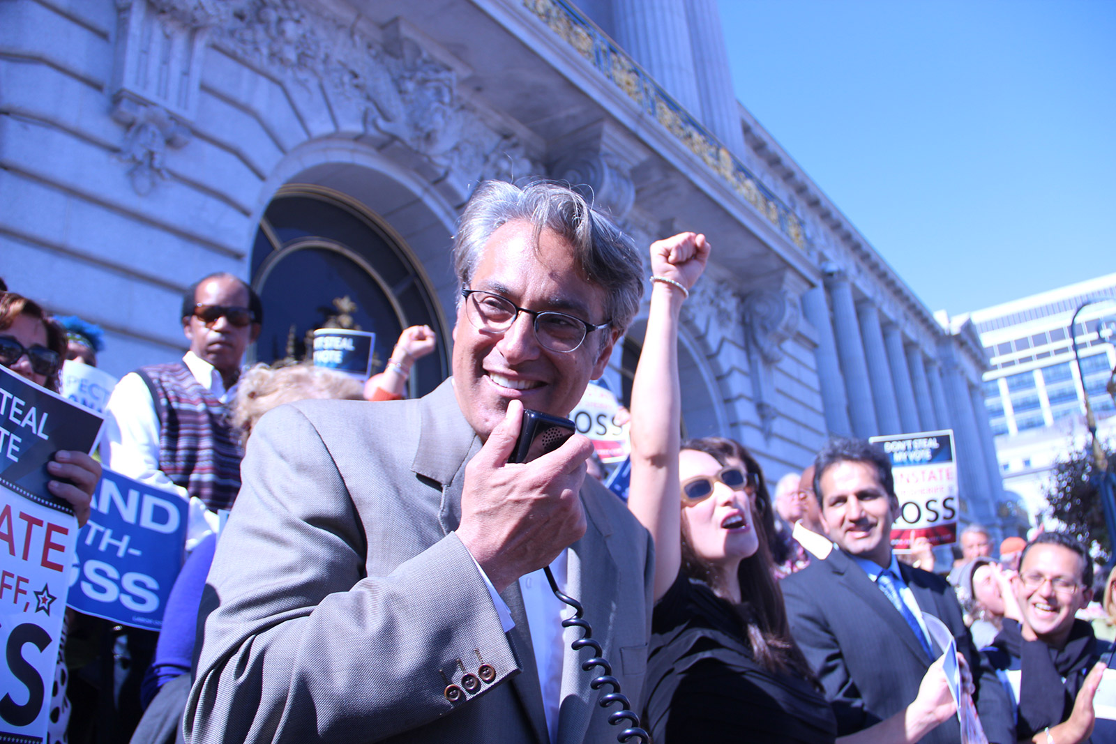 Mirkarimi Retained After Heated Hearing