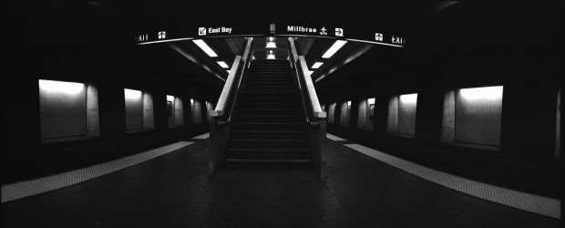 24th Street BART station underground. Photo by Jason Schlachet/Flickr.