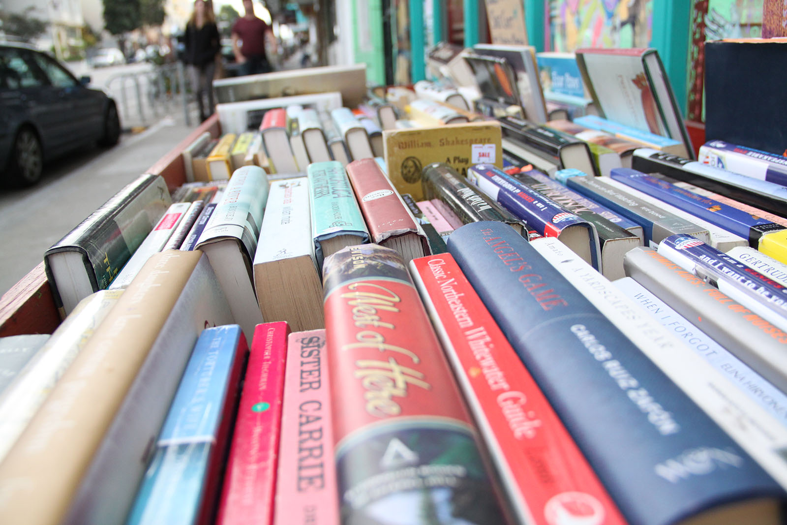 SNAP: Books on Valencia