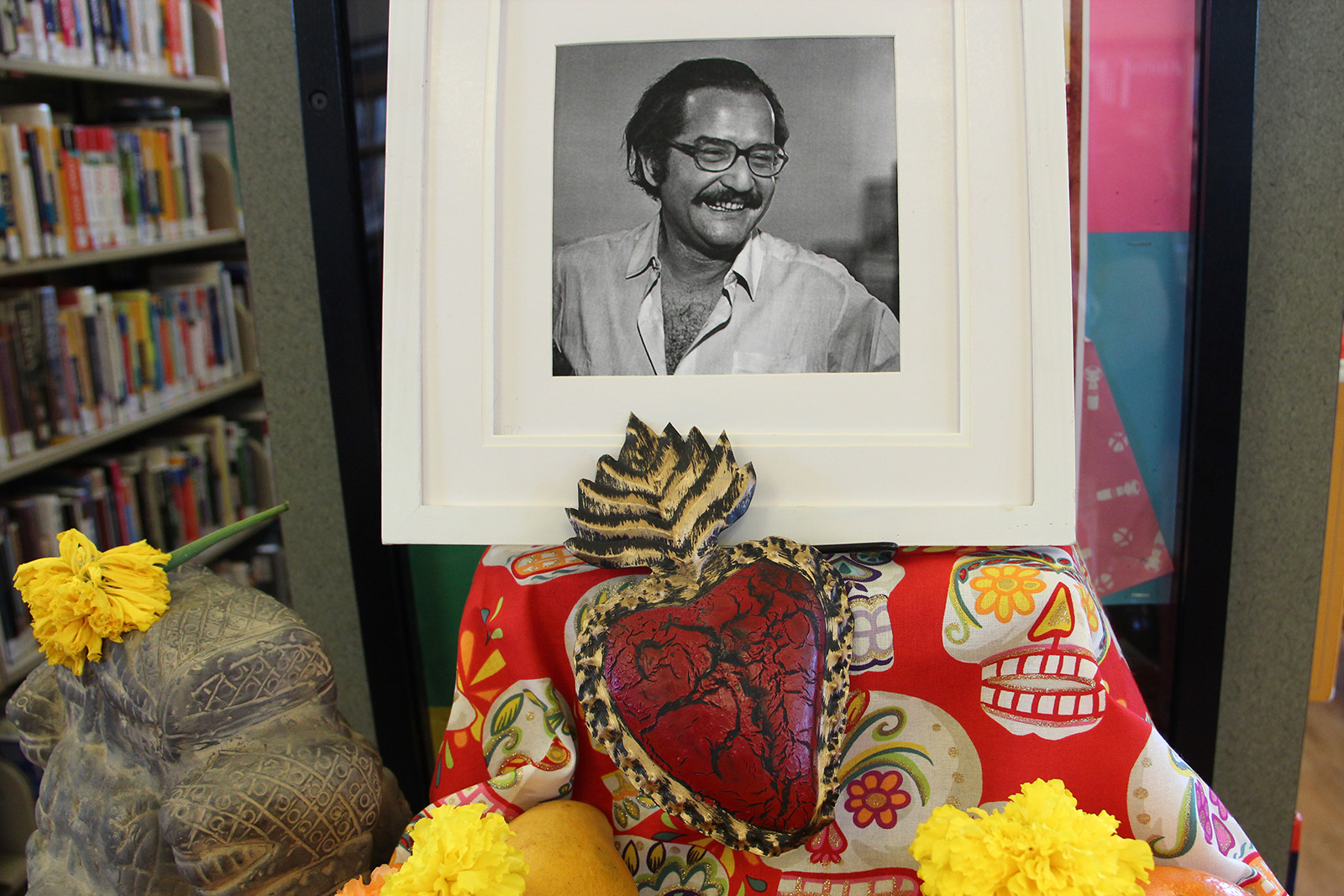 Poets, Scholars Pay Tribute to Carlos Fuentes