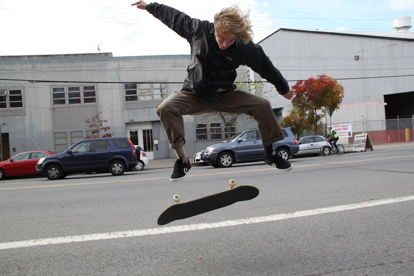 SNAP: Kick Flip