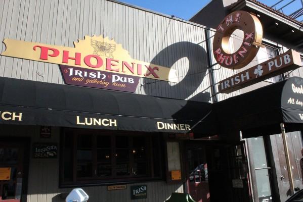 The Phoenix Irish Pub