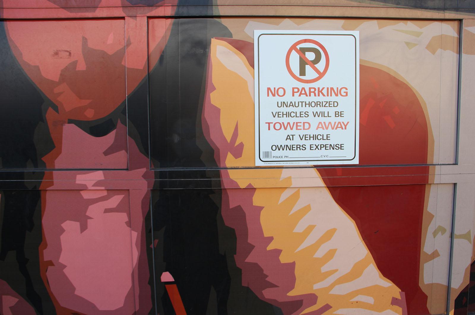 SNAP: No Parking