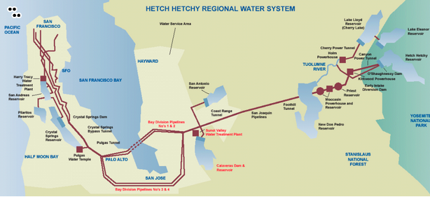 Prop. F to Decide the Fate of Hetchy Hetchy's Water