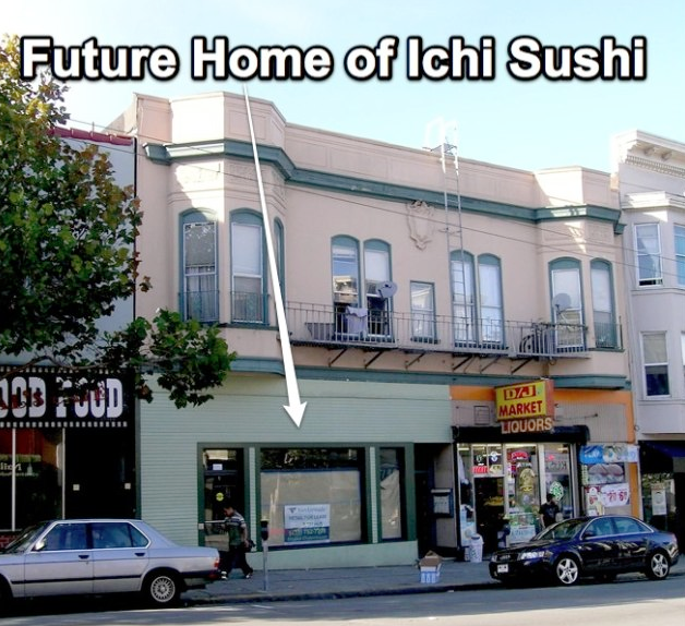 Ichi Sushi Gets Bigger Digs on Mission