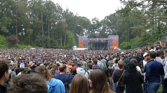 New Contract Means Bigger Crowds at Outside Lands Fest