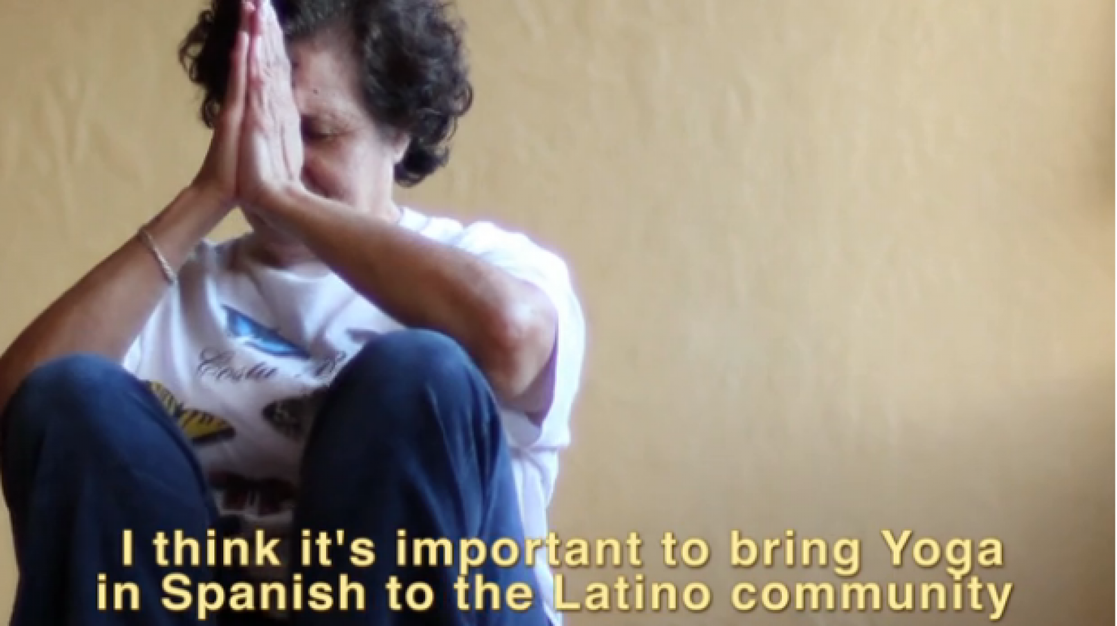 VIDEO: Yoga in Spanish