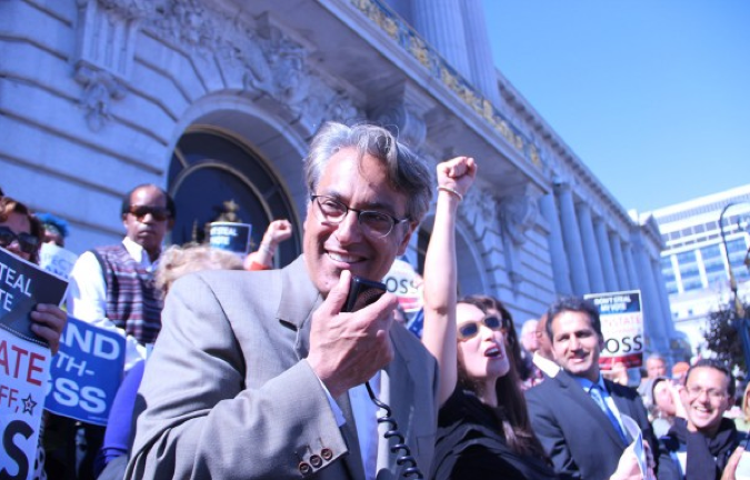 Mirkarimi Recall Effort Takes Shape