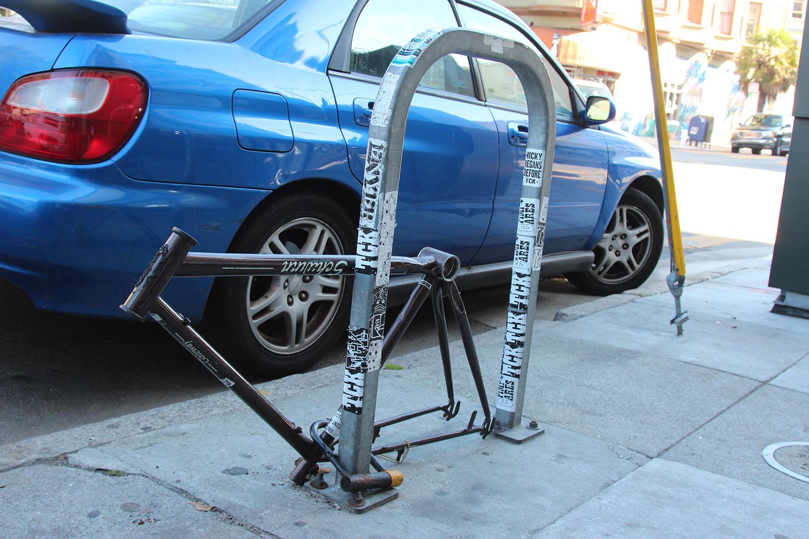 SNAP: Sad Bike