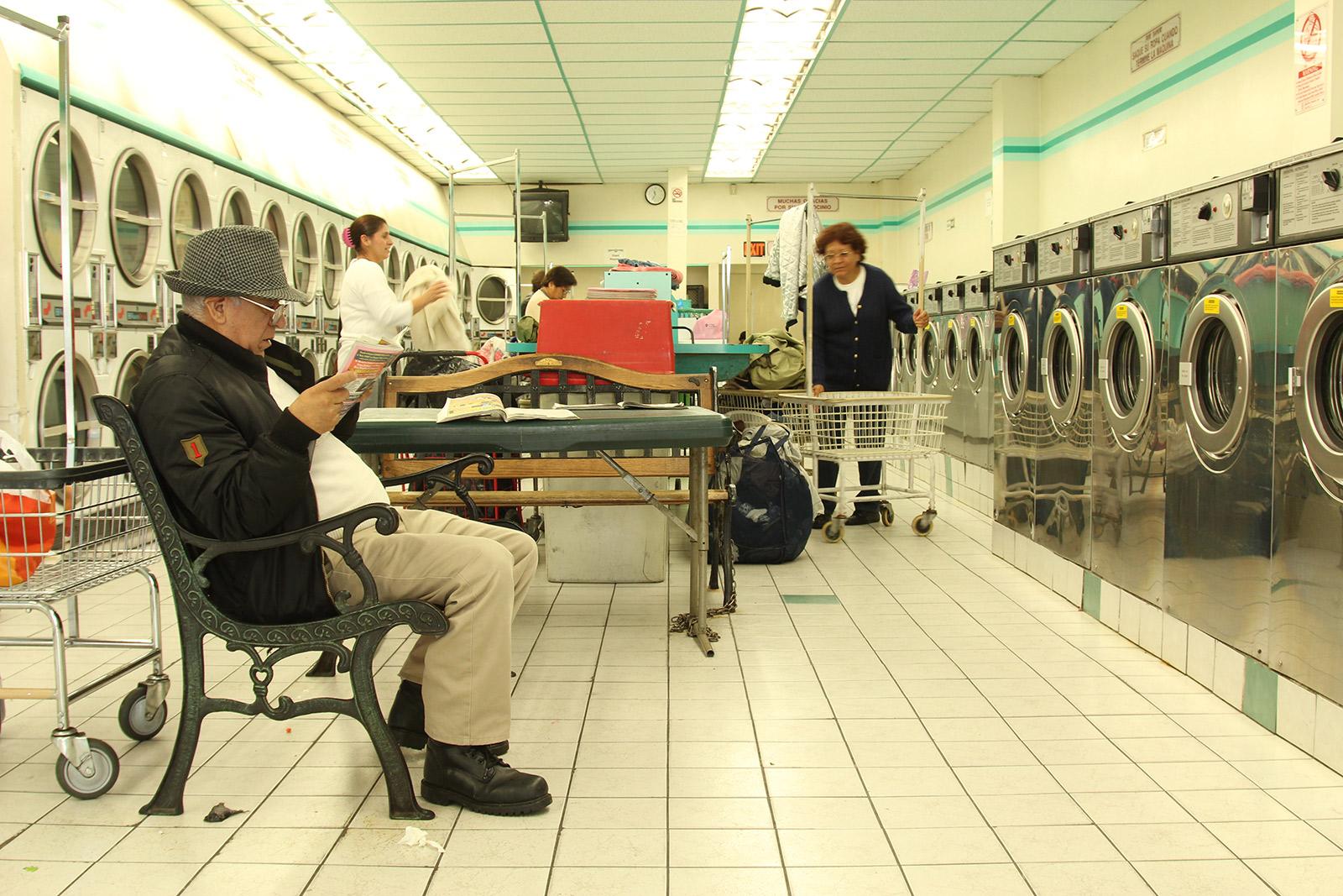 SNAP: Laundry Day