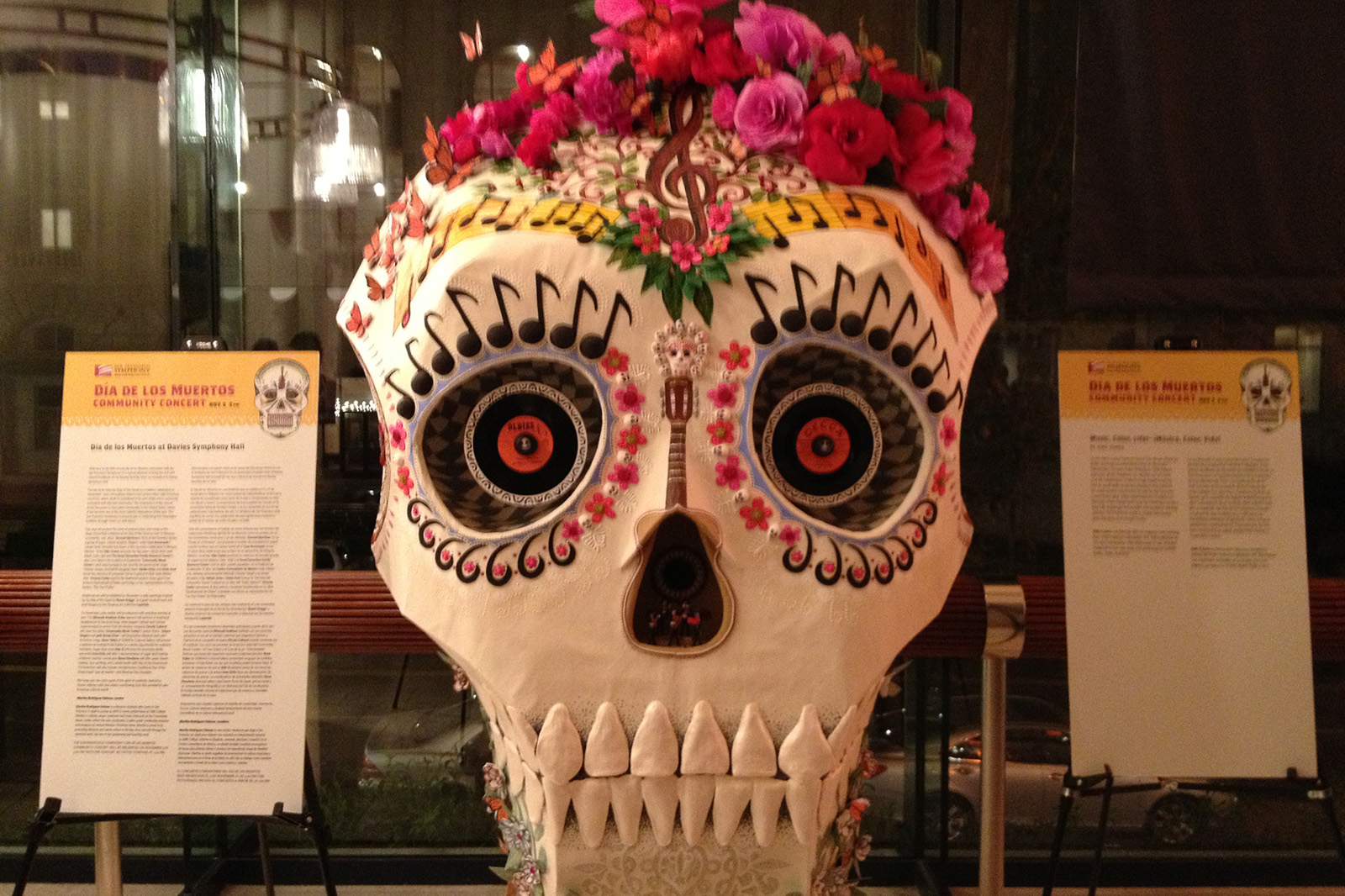 SF Symphony Celebrates Day of the Dead