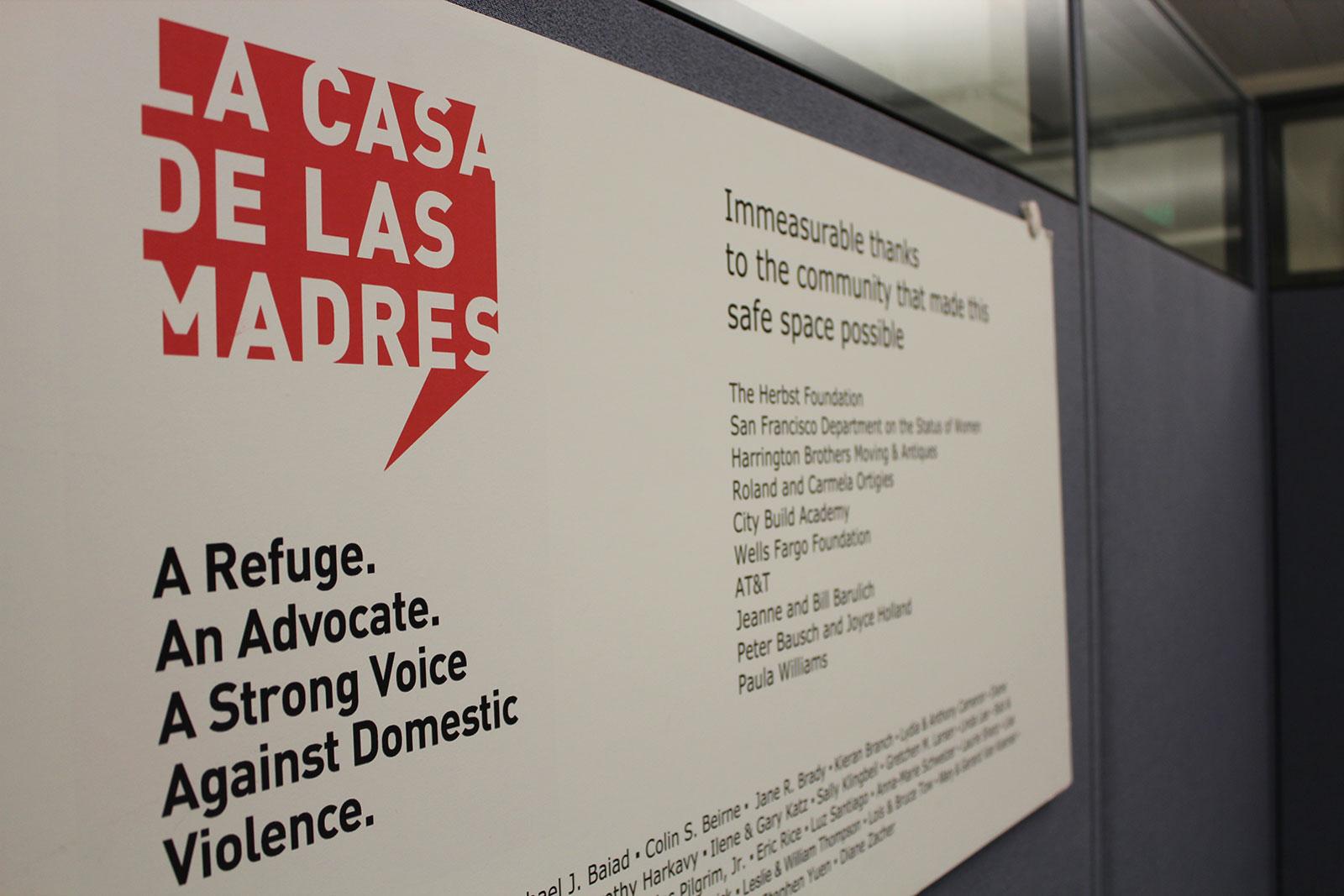 Giving Thanks: Advocating for Women at La Casa de las Madres