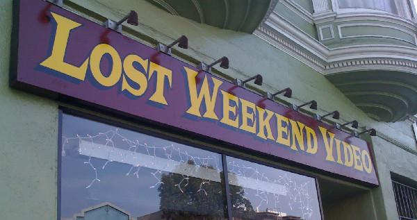 Lost Weekend Video in the Atlantic