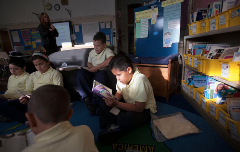 Young Latino Readers