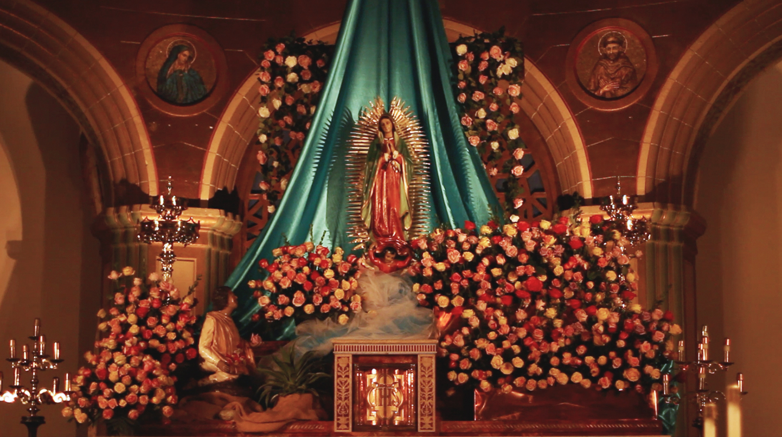 VIDEO: Celebrating the Virgen de Guadalupe