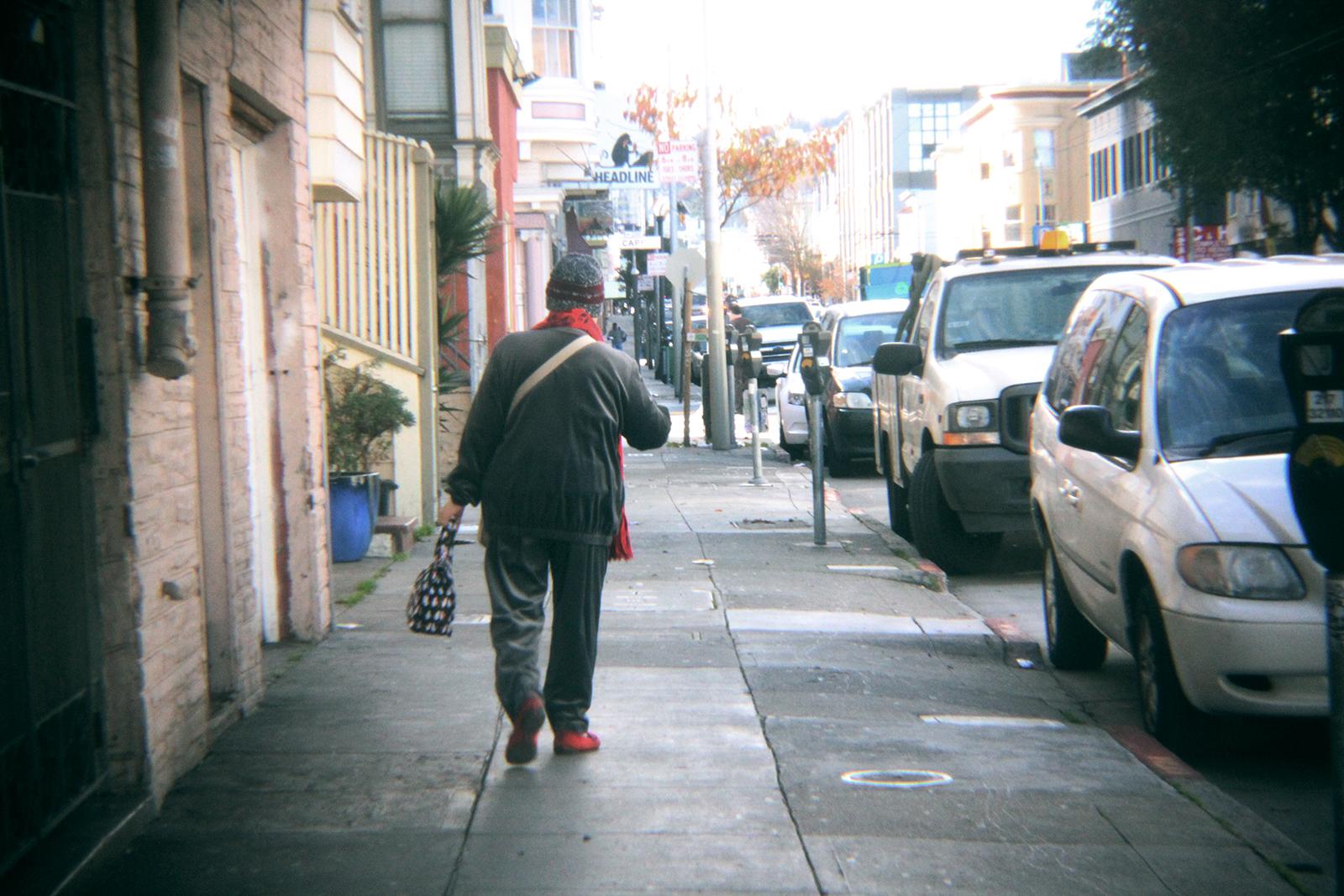 SNAP: Walking