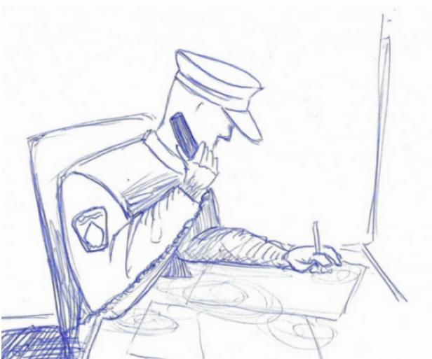 La Policía Pide Ayuda del Público en Búsqueda de Sospechoso de Agresión con Agravante