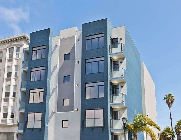 New Valencia Street Condo Going For Over 3/4 of $1 Million
